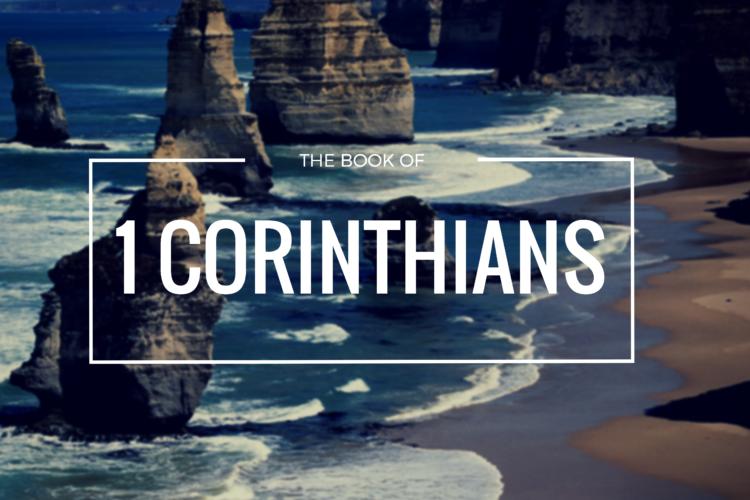 1 Corinthians Sermon Series